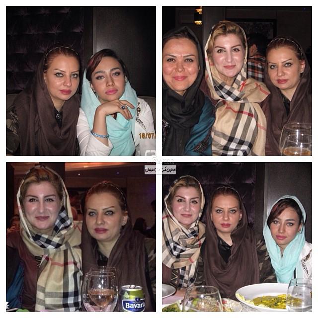 عکس های جذاب و دیدنی دایانا حکیمی مهرماه 93