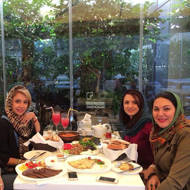کس های جذاب و دیدنی گلاره عباسی آبان ۹۳