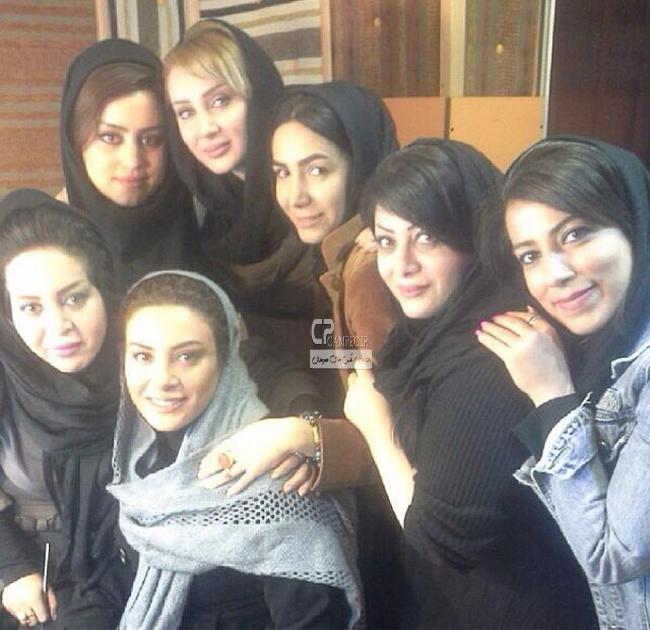 عکس های جذاب و دیدنی حدیثه تهرانی آبان ۹۳