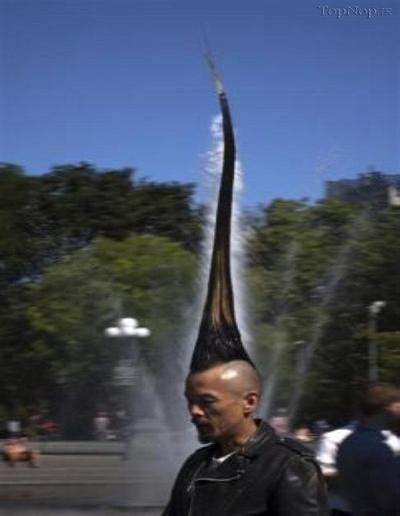 عکس بلندترین فوکول مو جهان