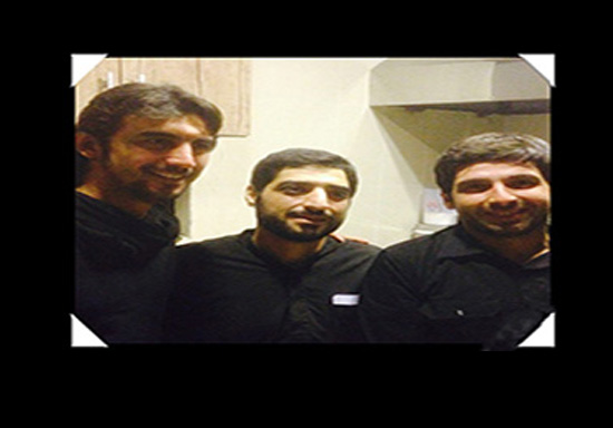 Heyat Bazigaran  2 عکس جدید بازیگران و مجریان ایرانی در هیئت های محرم 93