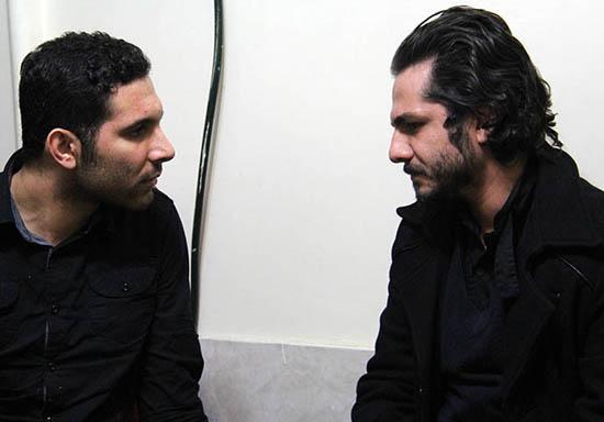 Heyat Bazigaran  6 عکس جدید بازیگران و مجریان ایرانی در هیئت های محرم 93