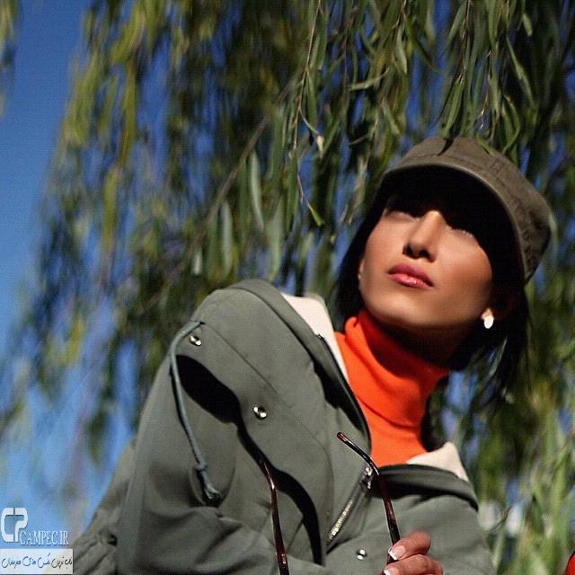عکس های جذاب و دیدنی خاطره اسدی آبان ۹۳