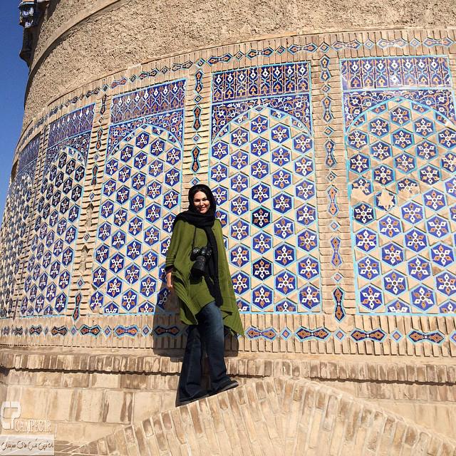 عکس های جذاب و دیدنی لاله اسکندری آبان ۹۳