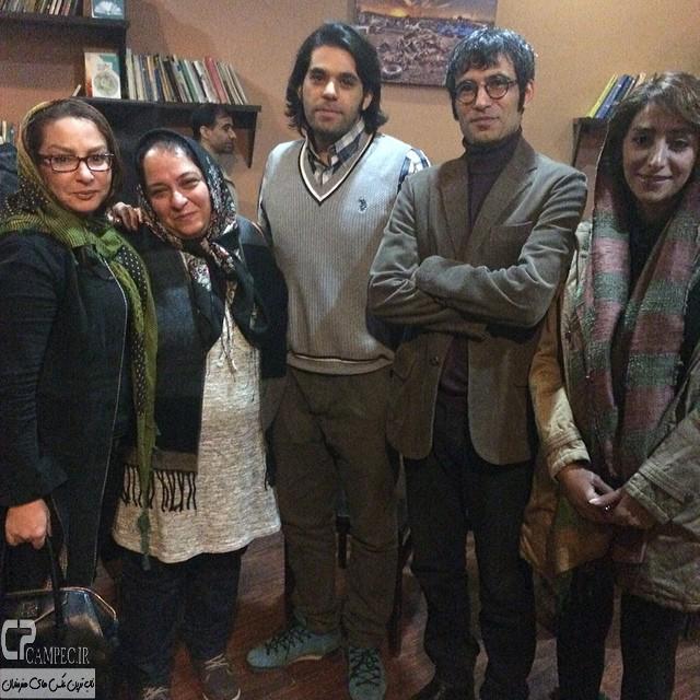 عکس های جذاب و دیدنی لاله صبوری آبان ۹۳