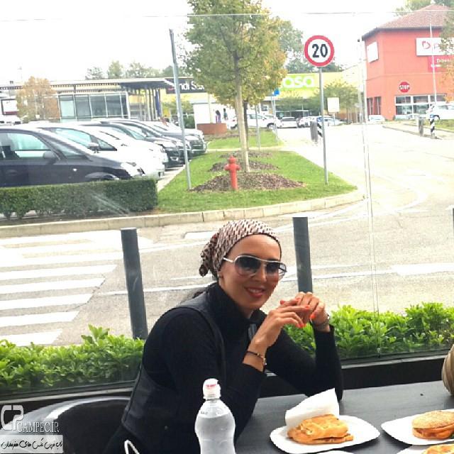Leila Bolukat 1 عکس های جذاب و دیدنی لیلا بلوکات مهرماه 93