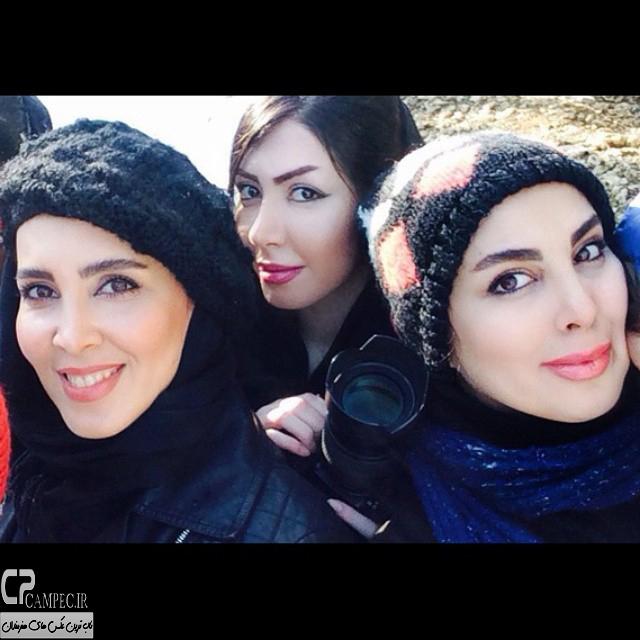 Leila Bolukat 118 عكس هاي جديد و شخصي ليلا بلوكات