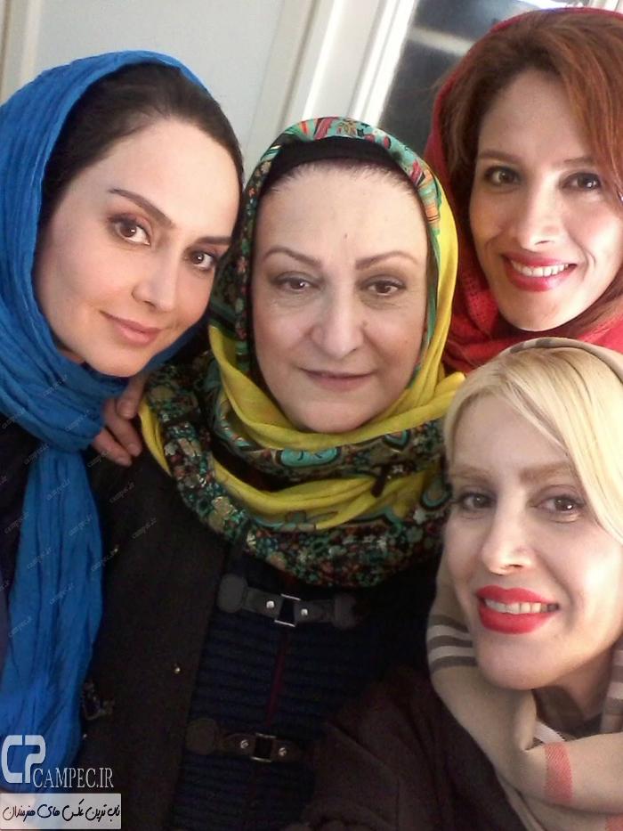 Maryam Khodarahmi 10 عكس هاي مريم خدا رحمي بهمن 93