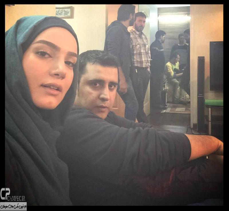 عکس های جذاب و دیدنی متین ستوده آبان ۹۳