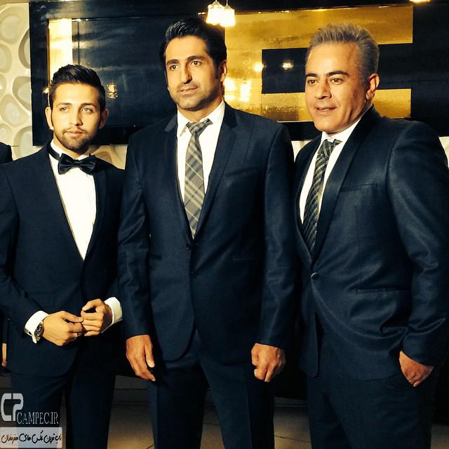 عکس های جدید محسن افشانی