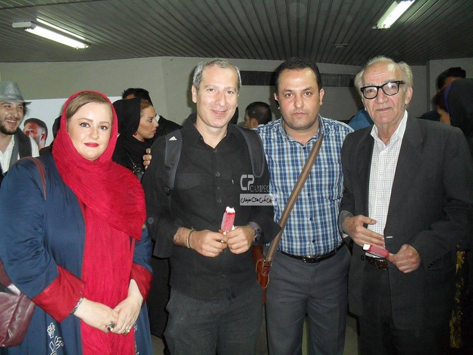 عکس های جذاب و دیدنی نعیمه نظام دوست مهرماه 93