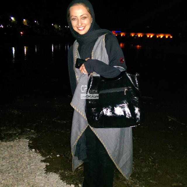 عکس های جذاب و دیدنی نفیسه روشن آبان ۹۳