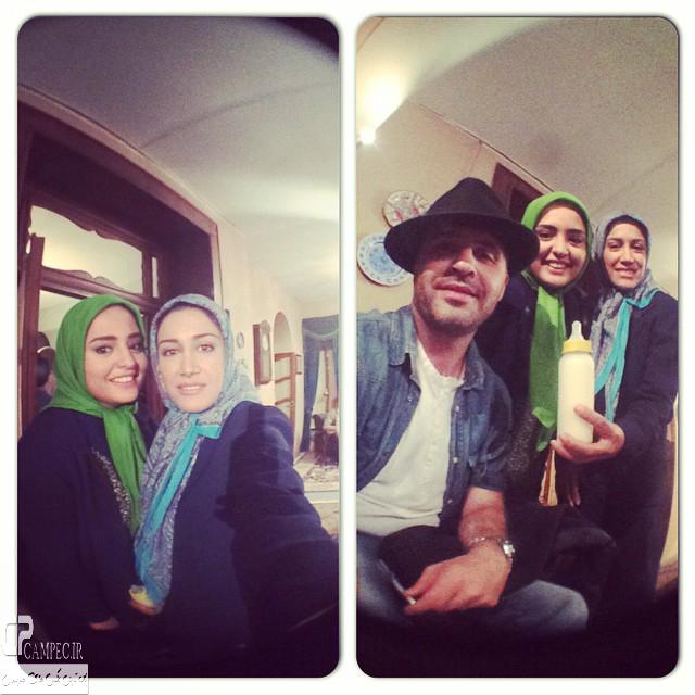 عکس های جذاب و دیدنی نرگس محمدی آبان ۹۳