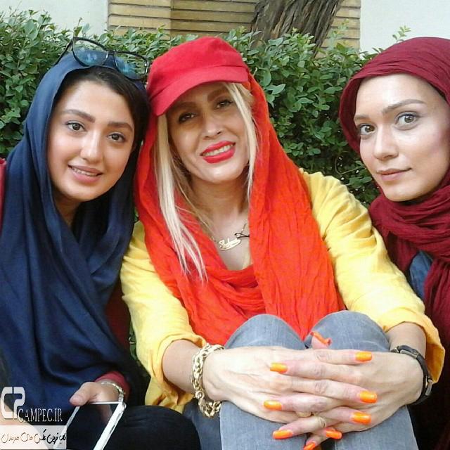 عکس های جدید نازلی رجب پور