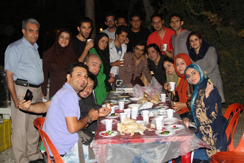 عکس های جذاب و دیدنی نیلوفر پارسا آبان ۹۳
