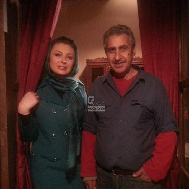 عکس های جذاب و دیدنی نیوشا ضیغمی مهرماه 93