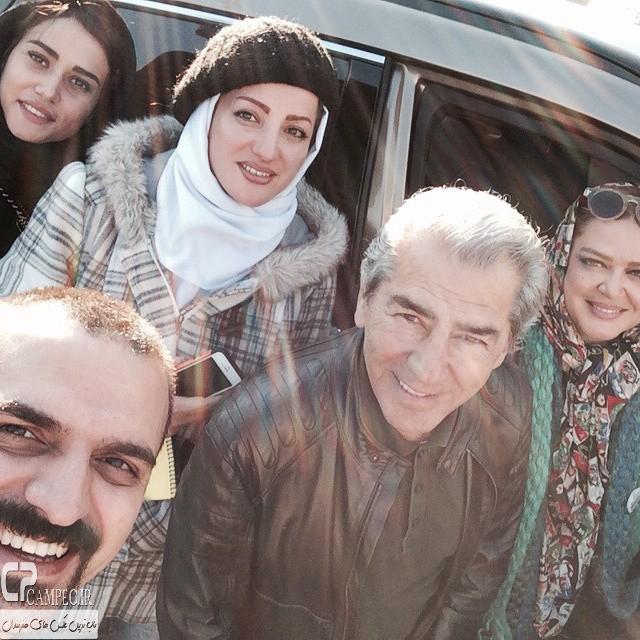 عکس های جذاب و دیدنی پریناز ایزدیار آبان ۹۳