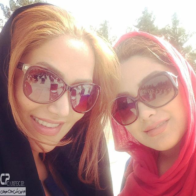 عکس های جذاب و دیدنی پریسا روشنی آبان ۹۳