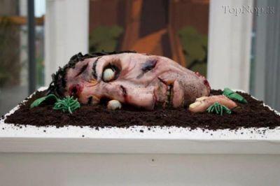Photo Cakes 4 عکس کیک های عجیب