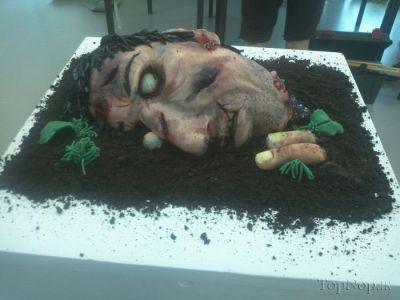 عکس کیک های عجیب