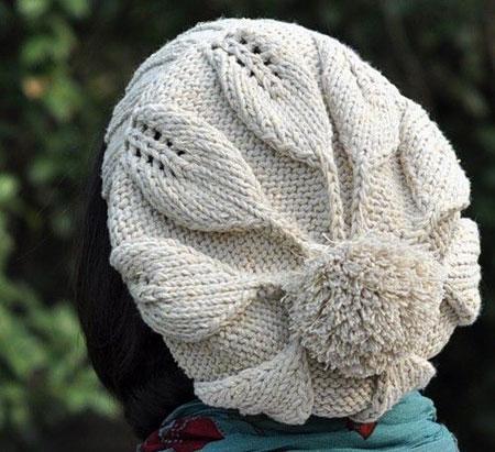 مدل کلاه دخترانه زمستان جدید