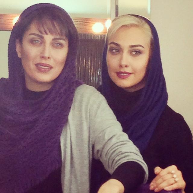 عکس های جذاب و دیدنی بازیگران صدف طاهریان آبان ۹۳