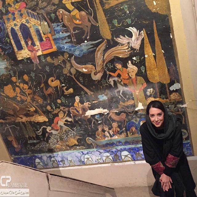 عکس های جذاب و دیدنی سحر جعفری جوزانی مهرماه 93