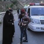 تصاویر برخورد با بدحجابی در مکان هاى تفریحى تهـــران|www.rahafun.com