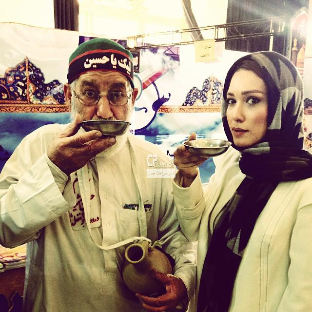 عکس های جذاب و دیدنی شهرزاد کمال زاده آبان ۹۳