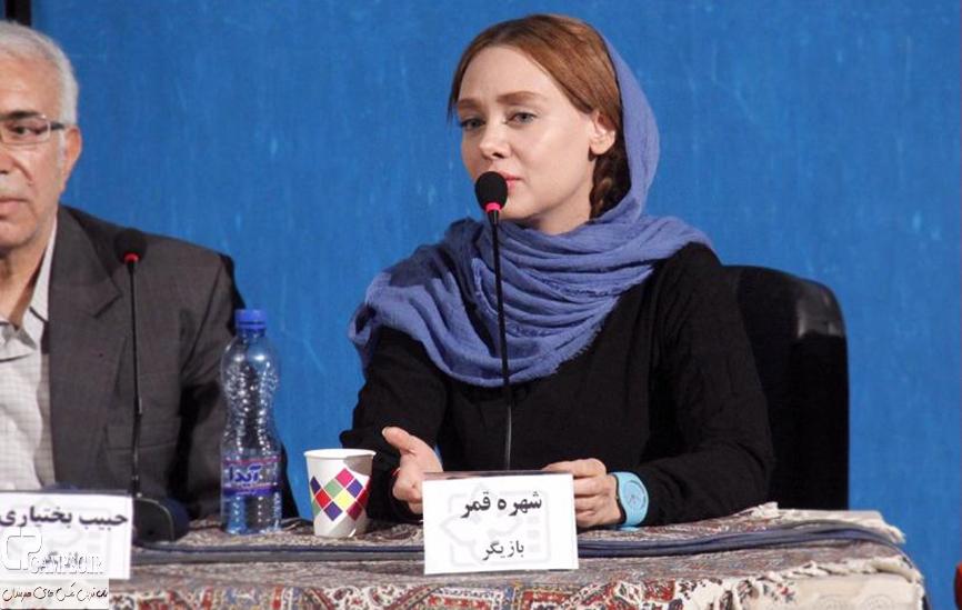 عکس های جذاب و دیدنی شهره قمر آبان ۹۳