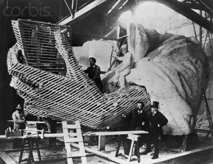 آیا میدانید تاریخچه مجسمه آزادی آمریکا چیست؟