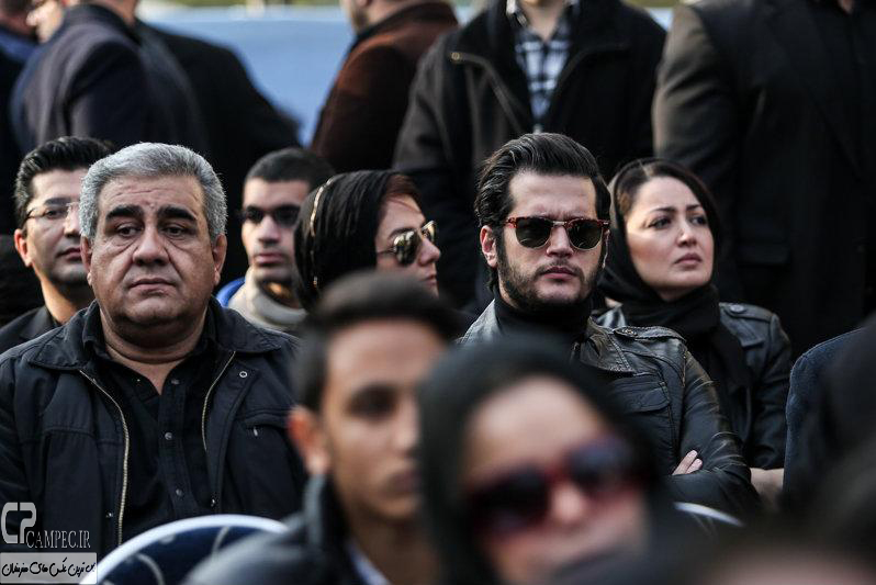Tashei Morteza Pashaei 3 عکس های هنرمندان در تشییع پیکر مرحوم مرتضی پاشایی