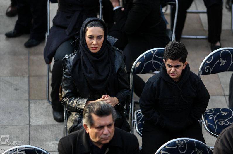 Tashei Morteza Pashaei 5 عکس های هنرمندان در تشییع پیکر مرحوم مرتضی پاشایی