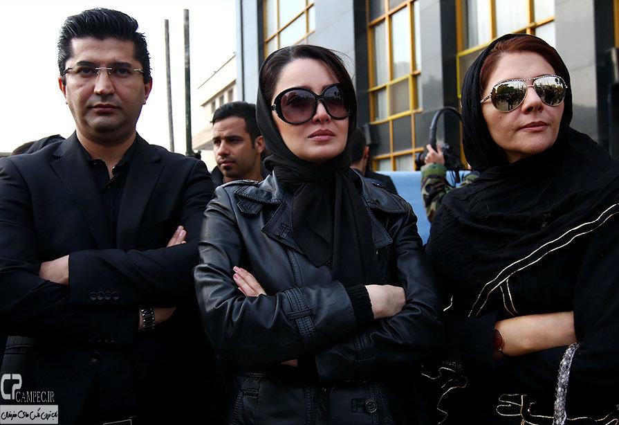 Tashei Morteza Pashaei 9 عکس های هنرمندان در تشییع پیکر مرحوم مرتضی پاشایی