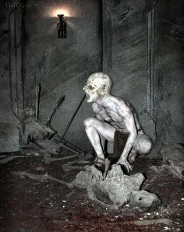عکس های ترسناک