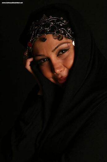 عکس بهنوش بختیاری بهمن 91