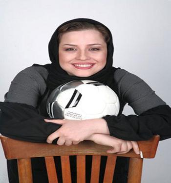 a249 عکس جدید مهراوه شریفی نیا بهمن 91