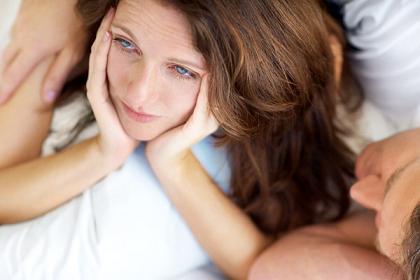 تاثیر گریه در تمایلات جنسی