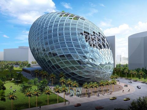 عکس جالب ترین ساختمان جهان