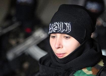 عکس زنان کماندو سوریه