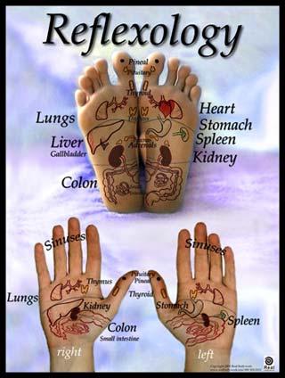 درمان طبیعی بیماری و زیبایی بدن با طب سوجوک