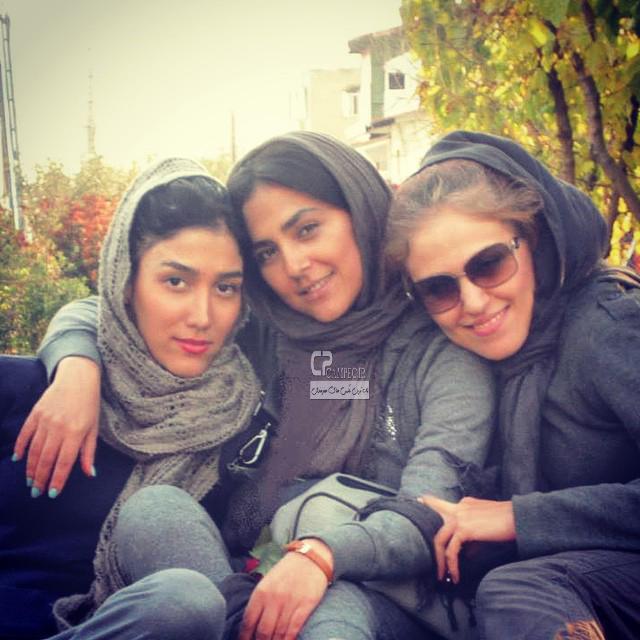 عکس های جدید بازیگران زن مهر93