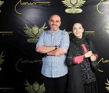 عکس بازیگران + همسران آنها