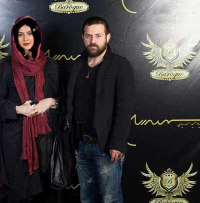 ax bazigaran 4 عکس بازیگران + همسران آنها