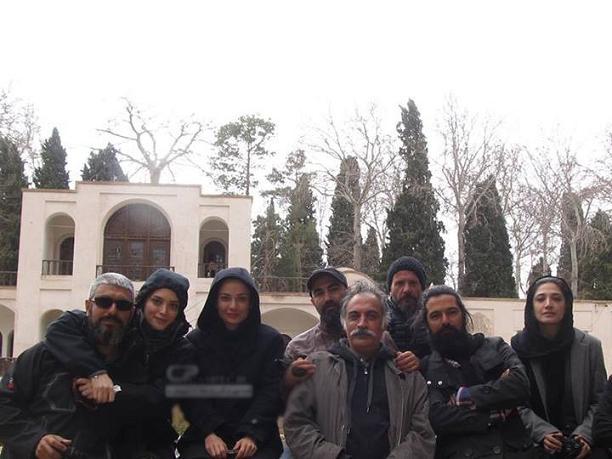 ax bazigaran hamsareshan 3 عکس بازیگران و همسرشان