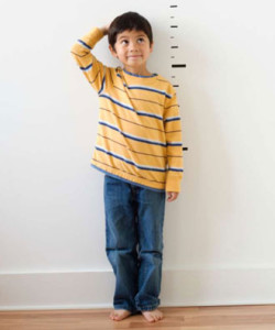کارهایی برای قد بلند شدن قد کودکتان