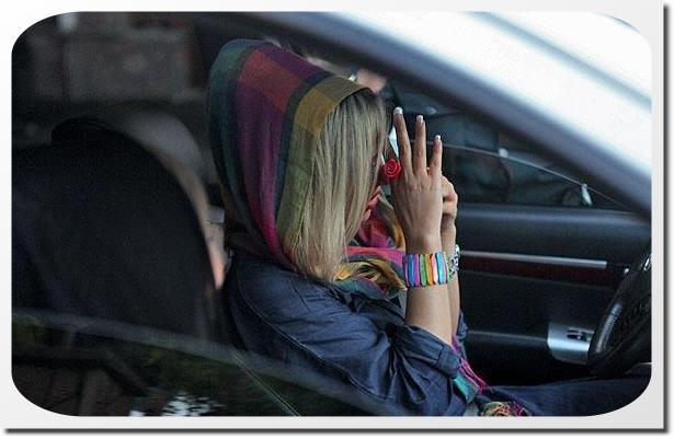 عکس زنان بی حجاب