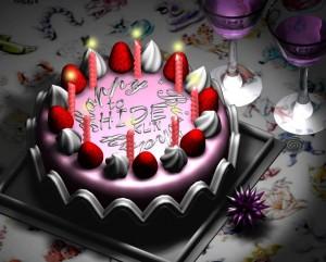 مدل کیک تولد www.rahafun.com 