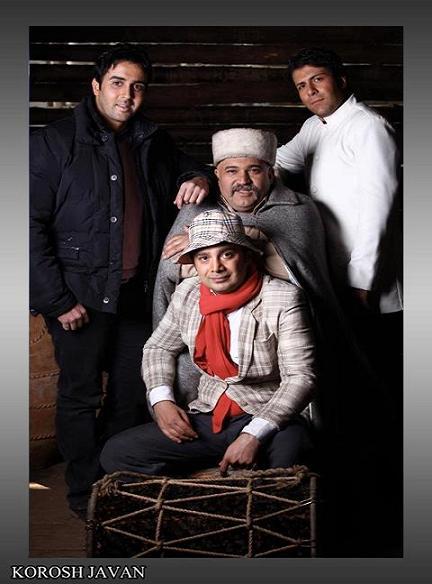 بیوگرافی مجید واشقانی + عکس