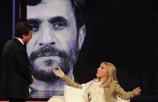 دختر ۱۸ ساله ایتالیایی، عاشق ازدواج با احمدی نژاد|www.rahafun.com